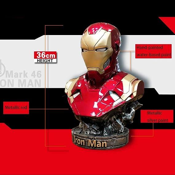 Jiamuxiangsi Avengers Final Battle Iron Man Titan Super Hero ...