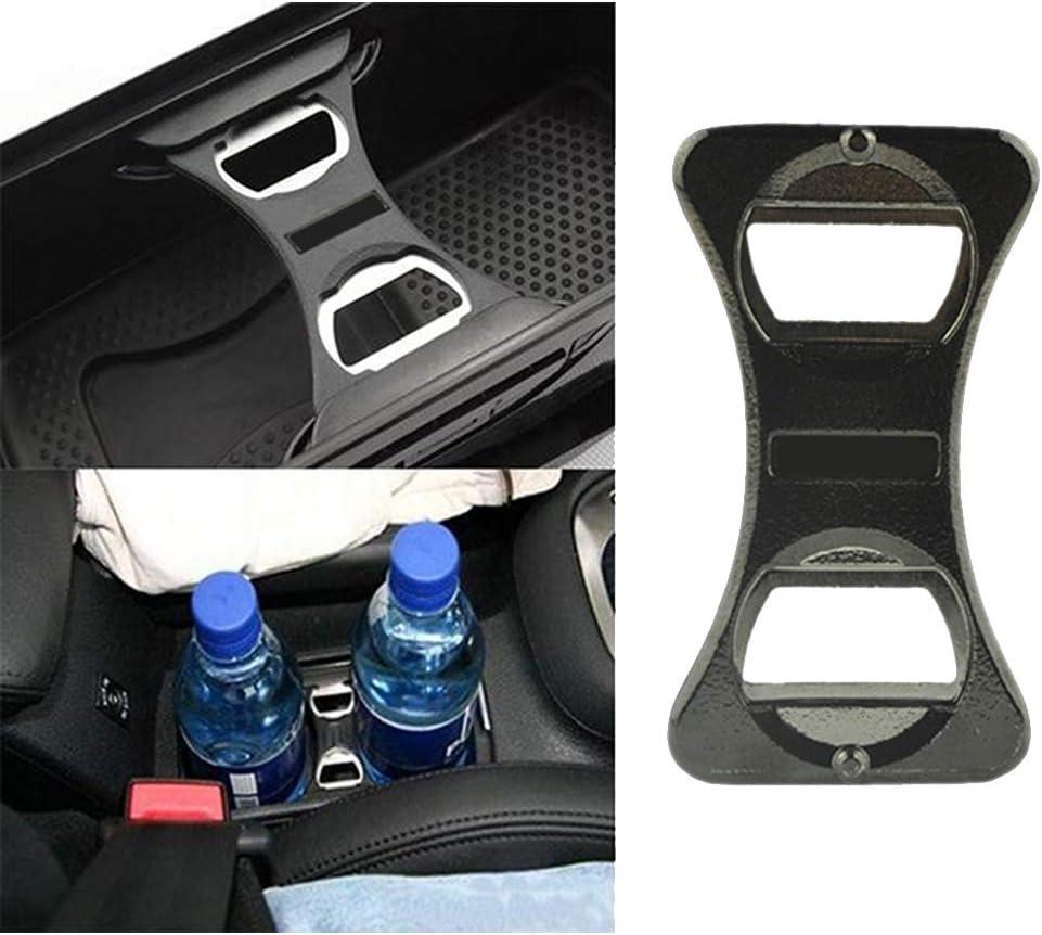YSHtanj - Abridor de botellas de coche para Volkswagen Golf 6 Jetta MK5 MK6 GTI Scirocco, color negro: Amazon.es: Iluminación