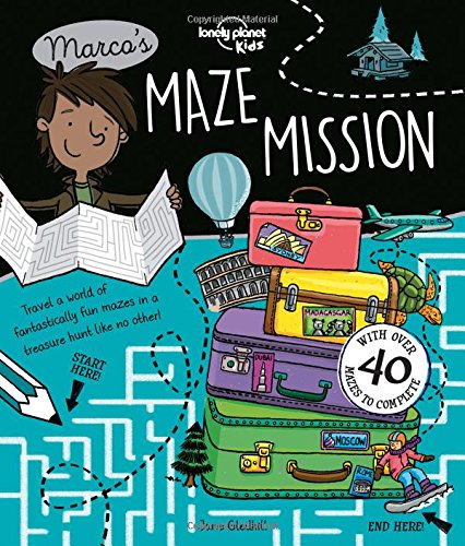 Marco's Maze Mission (Lonely Planet Kids) pdf