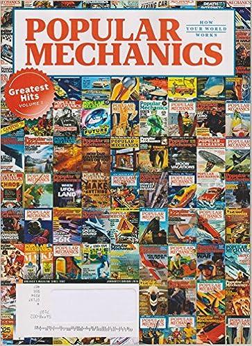 Popular Mechanics January February 2018 Greatest Hits Vol 1 Amazon