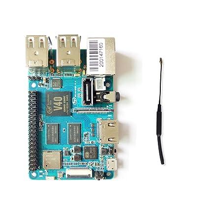 Amazon Com Banana Pi Bpi M2 Berry Dual Core Mali 400 Mp2 Gpu 1g