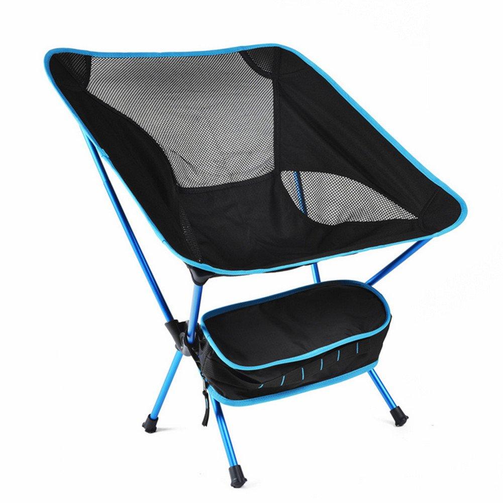 Tragbare Camping Stühle Outdoor Leichte Klappstuhl Mit Tragetasche Für Wandern, Angeln,