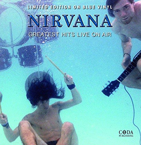 Nirvana - Greatest Hits Live On Air ( Blue Vinyl) - Zortam Music