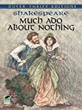 Image of Much Ado About Nothing (Dover Thrift Editions)