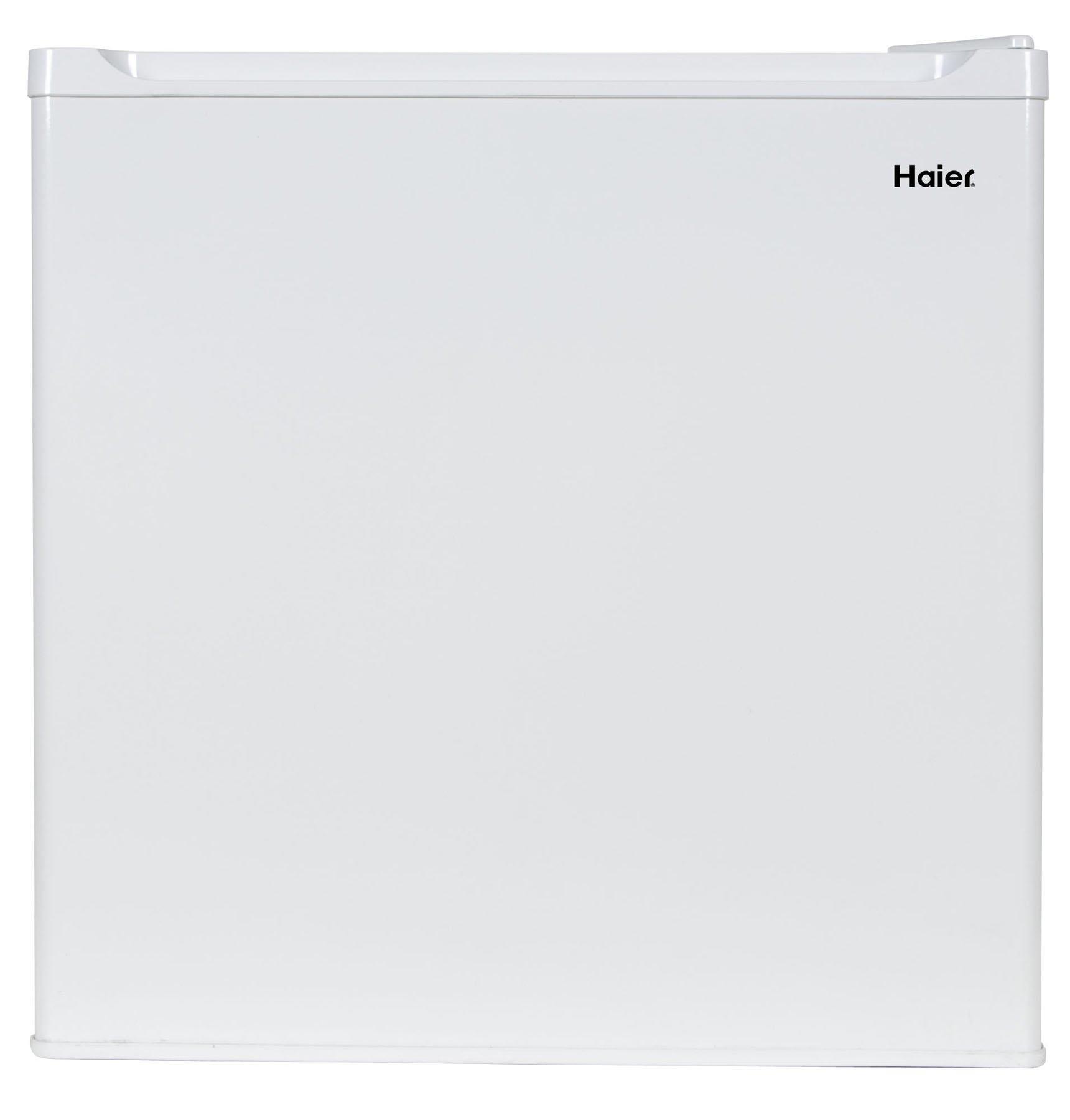 Haier HC17SF15RW 1.7 Cubic Feet Refrigerator/Freezer, Energy Star Qualified, White