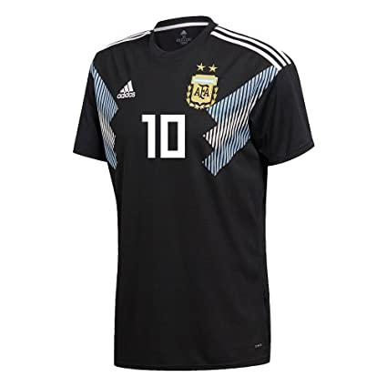 quality design 46dc2 862df adidas Argentina Away Messi 10 Jersey 2018/2019 (Official Printing)