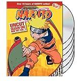 Naruto Uncut: Season 1, Box Set 1