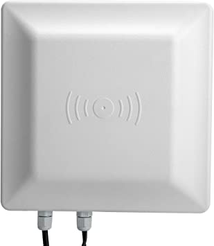 Lector/Grabador UHF y Sistema de Control de Acceso al ...