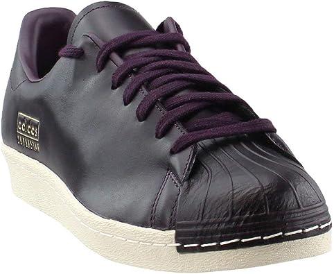 adidas superstar 80s clean noir