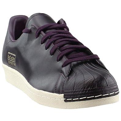 a894c93ac8f Adidas Originals Superstar 80s Clean Men s Shoes Noble Red cq2170 (10 D(M)