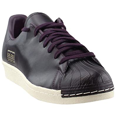 99ae117e3728 adidas Mens Superstar 80s Clean Athletic   Sneakers Violet