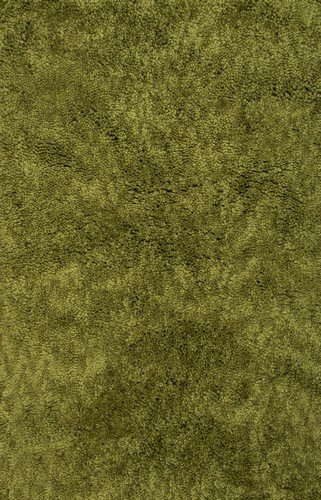 Olive Shag Rug - 6