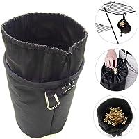 Bolsa grande con gancho clip impermeable Oxford ropa