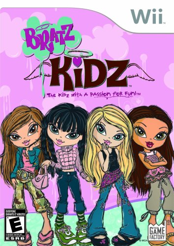 Bratz Kidz - Nintendo Wii (Play Pack) by American Game Factory
