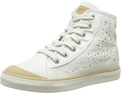 Geox J Ciak G. B, Sneaker Bambina: Amazon.it: Scarpe e borse