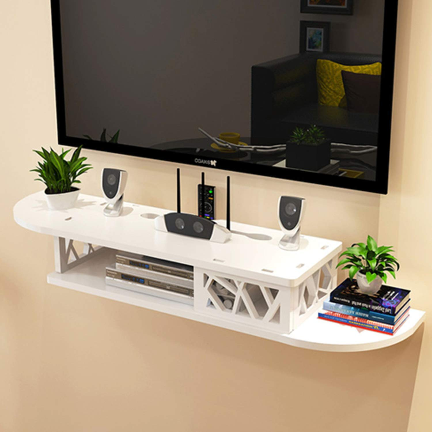 Unique Wall Tv Stand Design