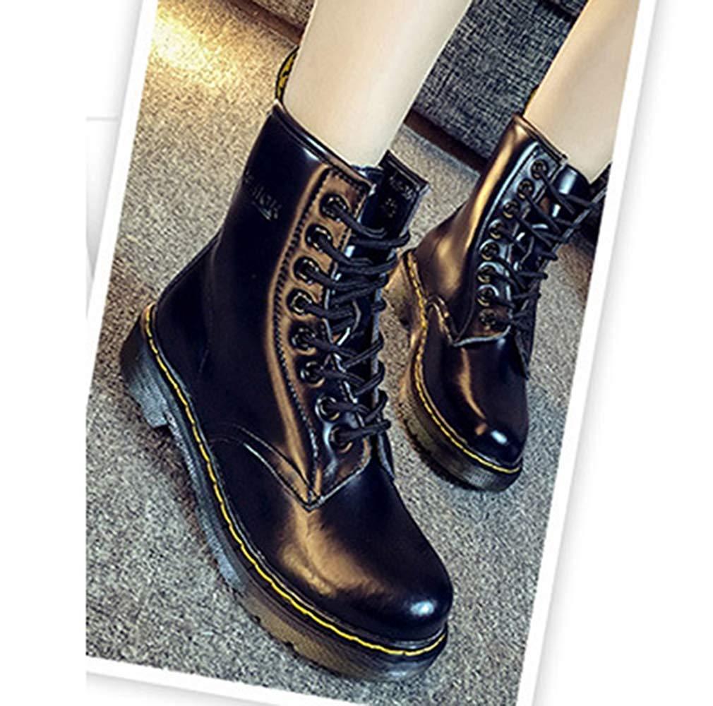 Männer Und Frauen Knöchel Martin Stiefel Warm Plus Plus Plus Baumwolle Schneeschuhe Liebhaber Schuhe (Farbe   1, Größe   46EU) 27da6e