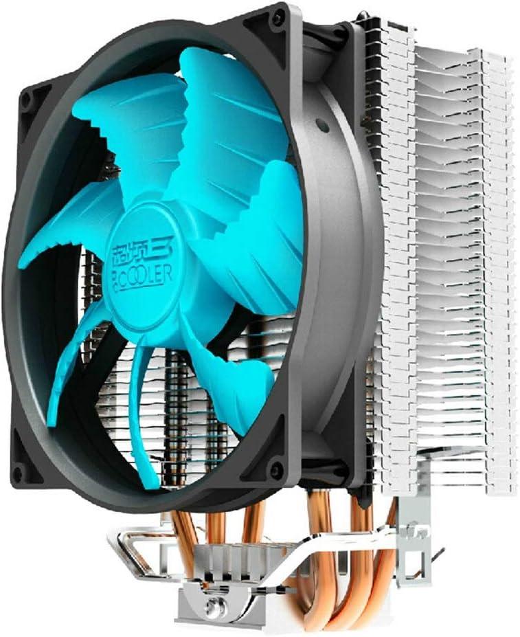YUQQZ Ventilador De Anillo De 120Mm,Ventilador De Caja Led para Caja De Pc,Refrigerador De CPU Y Radiadores,Ventilador del Chasis De La CPU, Velocidad De Ajuste Inteligente Pwm