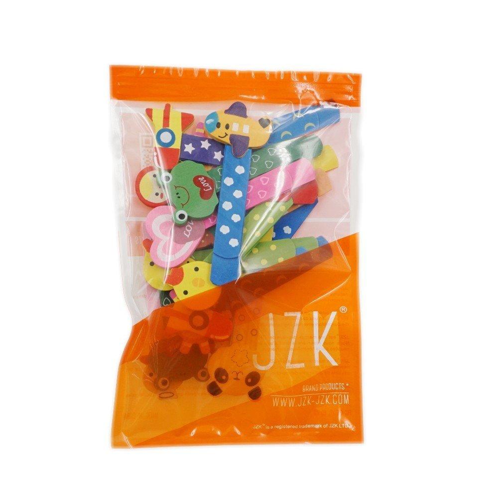 Jzk 20 Coloratissimi Animali Segnalibro Bambini In Legno Idea