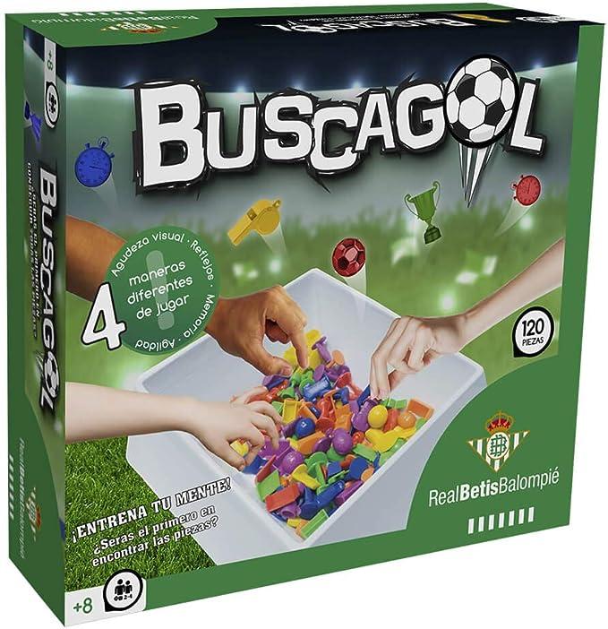 ELEVEN FORCE Buscagol Real Betis (12005), Multicolor: Amazon.es: Juguetes y juegos