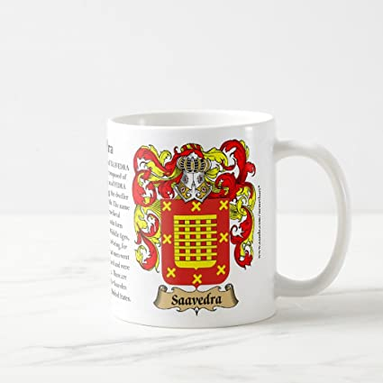 Amazon Zazzle Saavedra The Origin The Meaning And The Crest