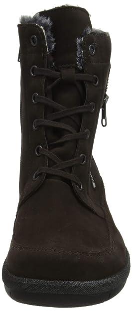 Waldläufer Damen Hadessa Stiefeletten  Amazon.de  Schuhe   Handtaschen 91fc1d0545