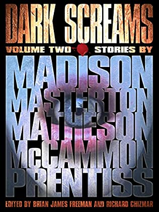 book cover of Dark Screams: Volume Two