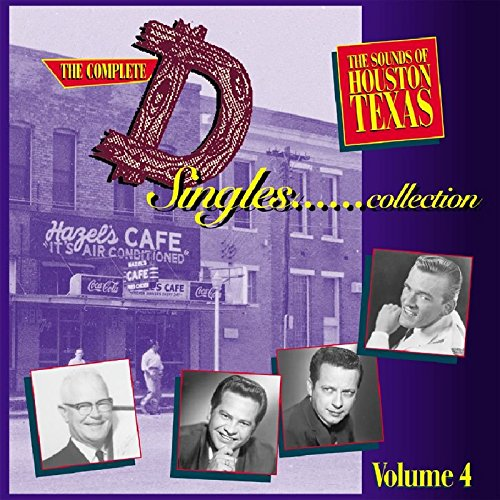 The Complete 'D' Singles Collection Vol. 4 by Various - The 'D' Singles