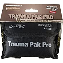 Adventure Medical Kits Trauma Pak Pro First Aid Kit with Quikclot and Tourniquet