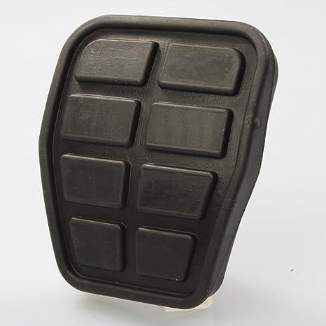 Pedal goma interior, lado del conductor 321721173, 321721173, 6 x 0721173, 6