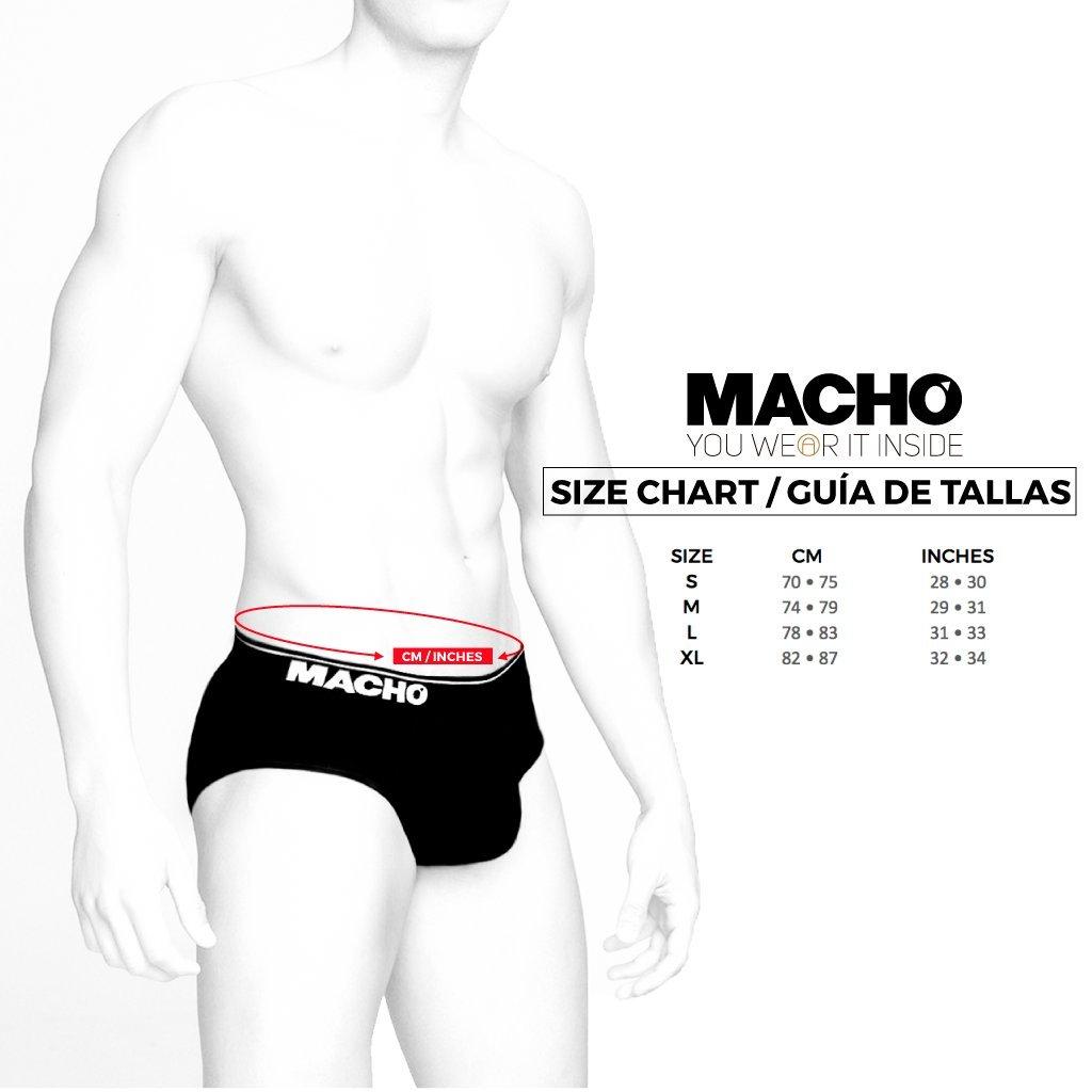 Dreamlove Macho Mx074 Calzoncillo con Trompa Negro Talla XL - 150 150 - gr 84f2ca