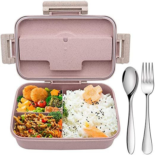 Amazon.com: Bento Box para niños Bento Box para adultos ...