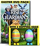 Rise of the Guardians - Limited Edition Easter Gift Pack (DVD +2 Hopping Toy Eggs)