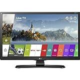 """LG 28MT49S 28"""" HD Smart TV Wi-Fi Black LED TV - LED TVs (71.1 cm (28""""), 1366 x 768 pixels, IPS, Smart TV, Wi-Fi, Black)"""