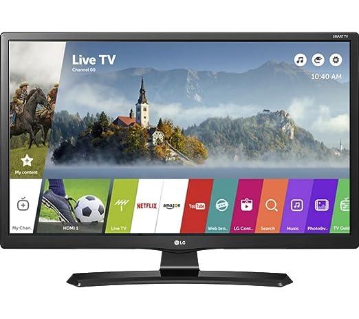 """8 opinioni per LG 28MT49S 28"""" HD Smart TV Wi-Fi Black LED TV- LED TVs (71.1 cm (28""""), 1366 x"""