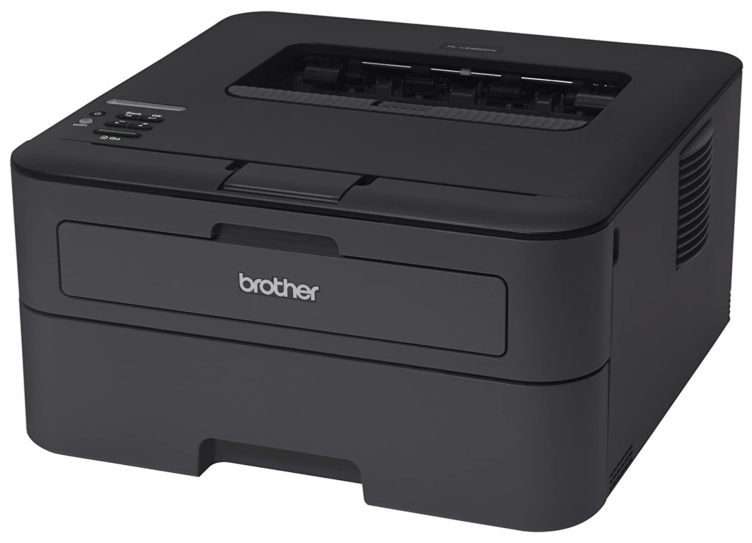 Brother Printer EHLL2360DW Compact Laser Printer Certified Refurbished Duplex Printing /& Wireless Networking,