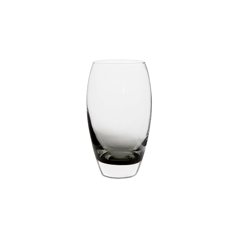 Denby 0.55 Litre Large Glass Halo/Praline Large Tumbler, Pack of 2 HLO-802/2