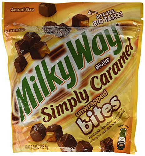 milky-way-candy-bar-simply-caramel-uwrapped-bites