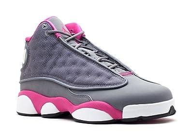 Amazon.com: Nike Niña Air Jordan 13 Retro (GS) 439358 – 029 ...
