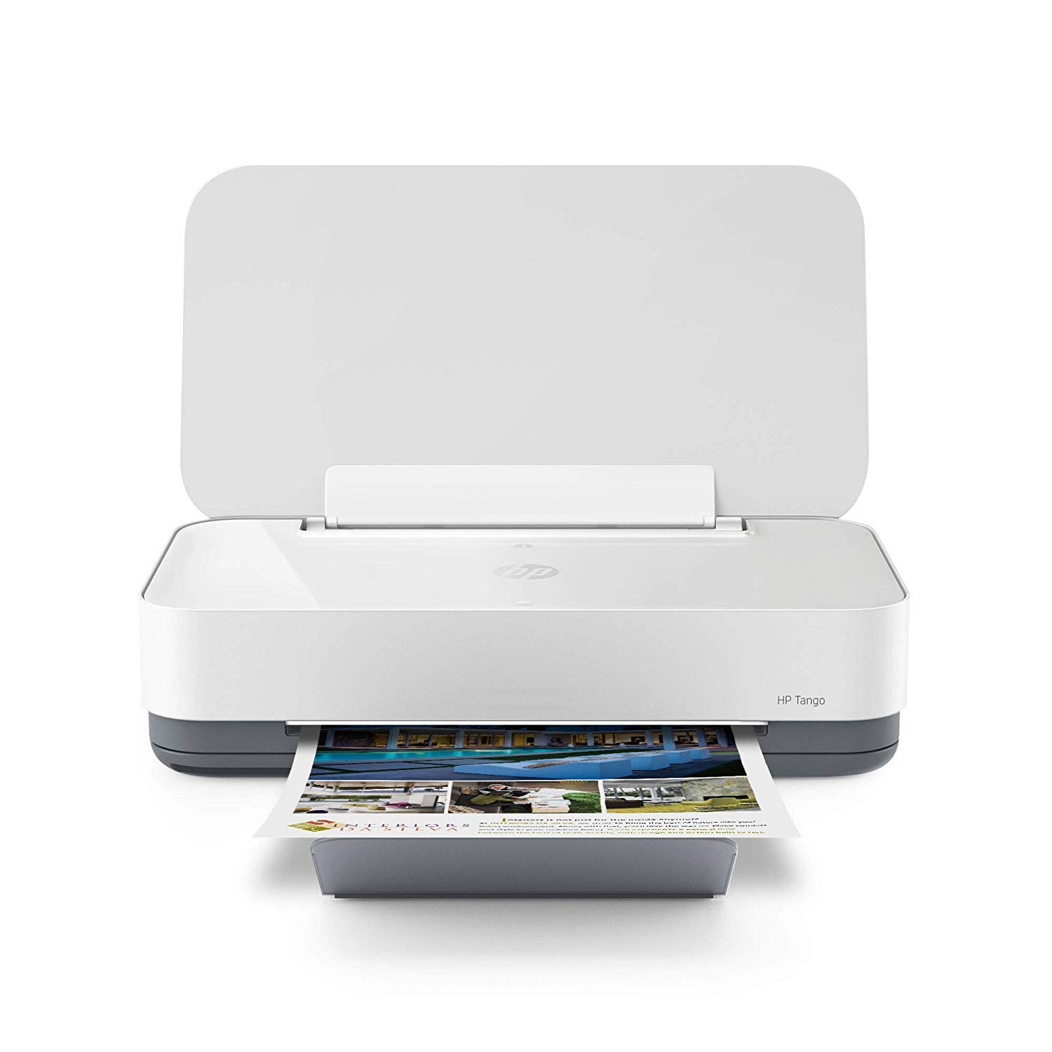 HP Tango Smart Home Printer – Designed for your Smartphone with Remote Wireless Printing,works with Alexa, HP Instant Ink & Amazon Dash Replenishment ready (2RY54A)