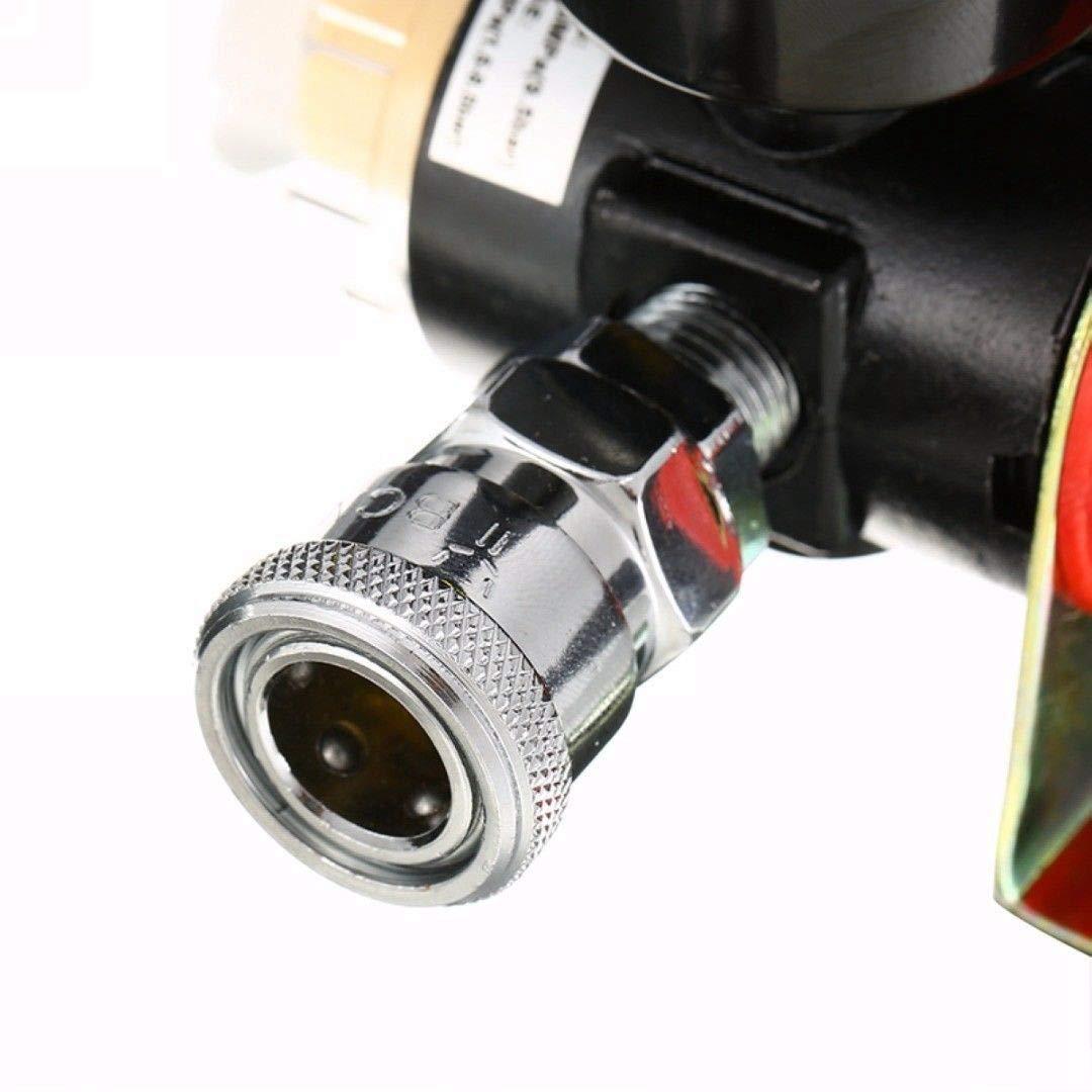 SODIAL Kit di Strumenti di Trappola Separatore Acqua Filtro Aria 1//4 con Regolatore AFR-2000