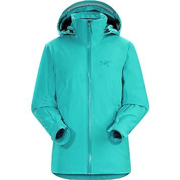 sale retailer 2acfa ce2a8 Arcteryx Damen Jacke Tiya, Damen, Himmelblau, Medium: Amazon ...