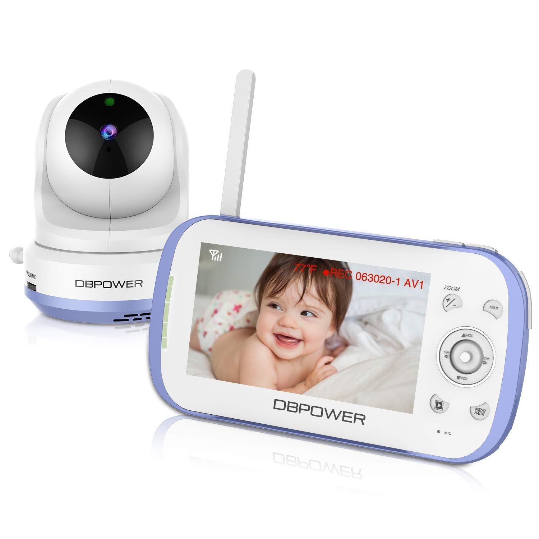 best video baby monitors