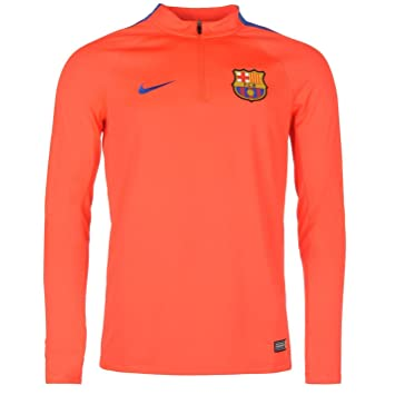 Nike FC Barcelona (formación superior Mens rojo/Royal camiseta de fútbol, Crimson/Royal: Amazon.es: Deportes y aire libre