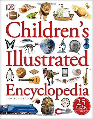 Childrens Illustrated Encyclopedia DK