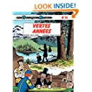 Les Tuniques Bleues - Tome 34 - VERTES ANNEES (French Edition)