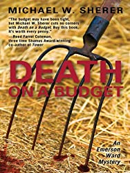 Death on a Budget (Five Star First Edition Mystery)