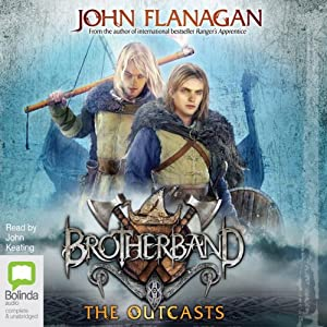 The Outcasts Audiobook