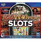 Encore Games IGT Slots 100 Wolves 8-Pack