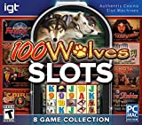 Encore Games IGT Slots 100 Wolves 8-Pack